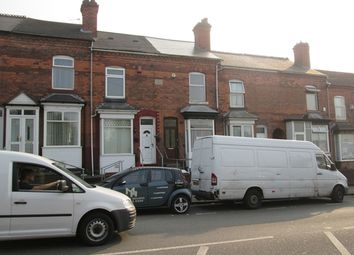 Thumbnail 3 bed terraced house to rent in Warwick Road, Tyseley, Birmingham