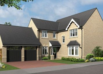 "Thumbnail 4 bed detached house for sale in ""The Hereford"" at Roes Lane, Crich, Matlock"