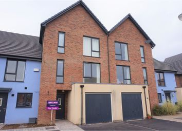 Thumbnail 4 bedroom town house for sale in Portland Drive, Barry