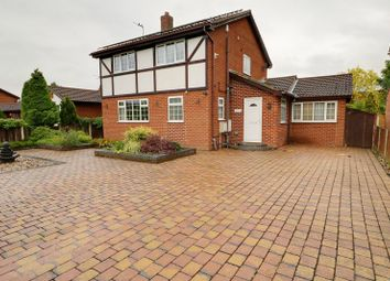 Thumbnail 4 bed detached house for sale in Clementhorpe Lane, Gilberdyke, Brough