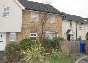 Thumbnail 3 bedroom terraced house to rent in St Stephens Crescent, Chadwell St Mary