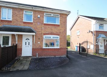 Thumbnail 3 bed semi-detached house for sale in Deepwood Grove, Whiston, Prescot