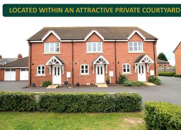 Thumbnail 2 bed town house for sale in Harrow Place, Knighton, Leicester