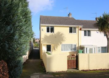 Thumbnail 3 bed end terrace house for sale in Churchill Walk, Saltash