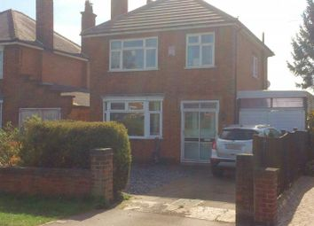 Thumbnail 3 bedroom detached house to rent in Aylestone Lane, Wigston
