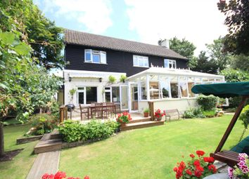 Thumbnail 4 bed detached house for sale in Fordhams Row, Rectory Road, Orsett, Grays