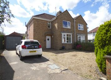 Thumbnail 3 bed semi-detached house to rent in Horsegate, Deeping St James, Peterborough, Lincolnshire