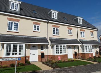 Thumbnail 4 bedroom end terrace house to rent in Sparrow Close, Edleston, Nantwich