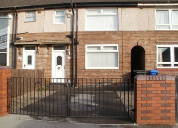 Thumbnail 3 bed terraced house to rent in Wordsworth Avenue, Ecclesfield, Sheffield