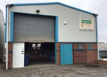 Thumbnail Retail premises for sale in Rink Drive, Swadlincote