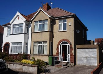 3 bed semi-detached house for sale in Central Avenue, Hanham BS15