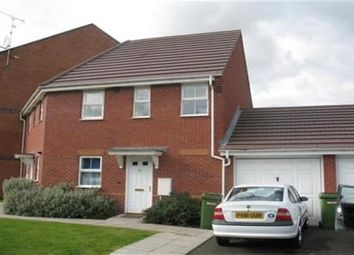 Thumbnail 2 bedroom flat to rent in Swan Drive, Brownhills, Walsall