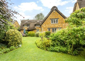 Thumbnail 4 bed detached house for sale in Dark Lane, Wroxton, Banbury, Oxfordshire