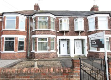 3 bed terraced house for sale in Priory Road, Hull HU5