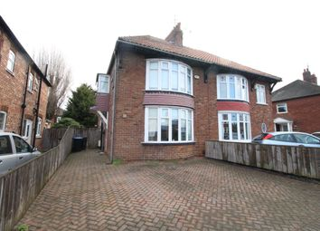 Thumbnail 3 bedroom semi-detached house for sale in The Avenue, Middlesbrough