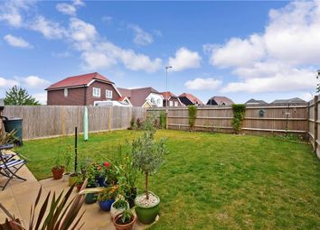 3 bed link-detached house for sale in Housson Avenue, Sittingbourne, Kent ME10