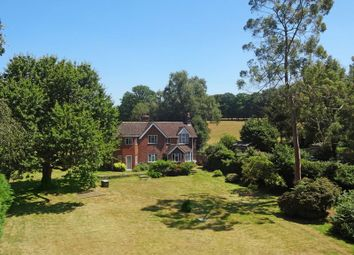 Thumbnail 4 bed detached house for sale in Little Hammer Lane, Bramshott Chase, Hindhead