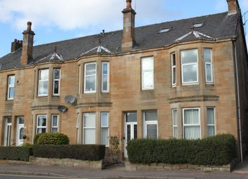 Thumbnail 1 bed flat for sale in Kingston Road, Kilsyth, Glasgow