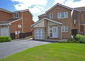 Thumbnail 3 bed detached house for sale in Grange Drive, Ossett