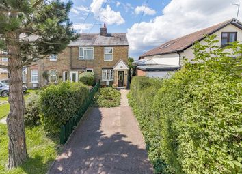Thumbnail 2 bed end terrace house for sale in Church Hill, Hertford Heath