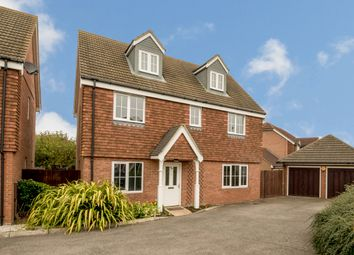 Thumbnail 6 bed detached house for sale in Homersham, Canterbury