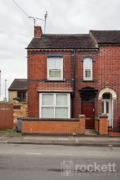 Thumbnail 1 bedroom flat to rent in Campbell Road, Stoke-On-Trent