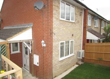 Thumbnail 1 bed end terrace house for sale in Inskip Crescent, Stevenage