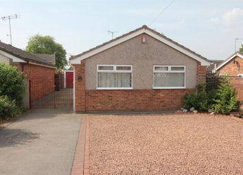 Thumbnail 2 bed detached bungalow for sale in Battledown Close, Hinckley
