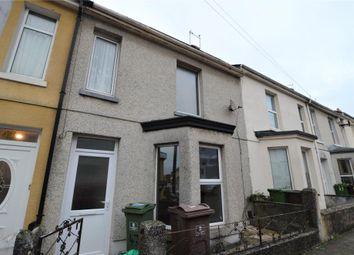 Thumbnail 1 bed flat to rent in Alvington Street, Plymouth, Devon