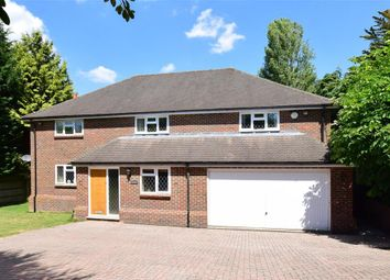 Thumbnail 5 bed detached house for sale in Harewood Close, Reigate, Surrey