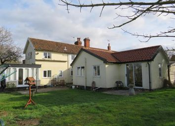 Thumbnail 4 bed semi-detached house for sale in Davey Lane, Charsfield, Woodbridge