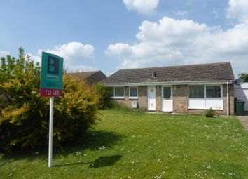 Thumbnail 3 bed bungalow to rent in Byron Way, Bicester