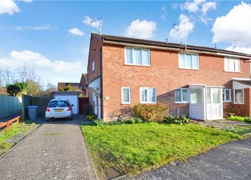 Thumbnail 2 bed end terrace house for sale in St. Martins Green, Trimley St. Martin, Felixstowe