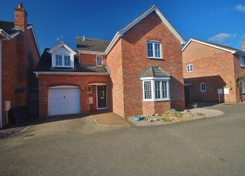 Thumbnail 4 bed detached house for sale in Shearers Drive, Spalding