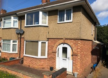 Thumbnail 3 bed semi-detached house to rent in Fairway, Northampton