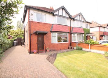 Thumbnail 3 bed semi-detached house for sale in Greenwalk, Timperley, Cheshire