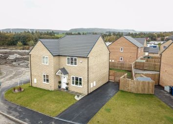 Thumbnail 2 bed semi-detached house for sale in Willow Road, Hapton, Burnley