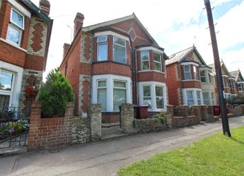 Thumbnail 3 bedroom semi-detached house for sale in Palmer Park Avenue, Reading, Berkshire