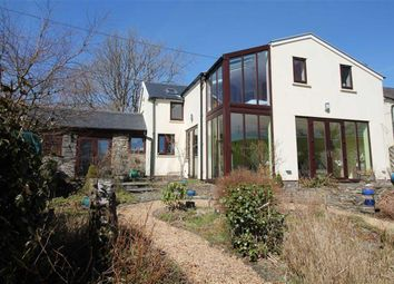 Thumbnail 3 bed cottage for sale in Ystumtuen, Aberystwyth, Ceredigion