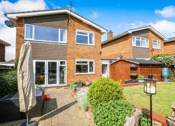 Thumbnail 3 bed detached house for sale in Hillside Close, Shillington, Hitchin, Bedfordshire