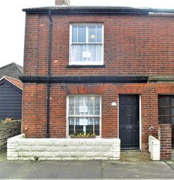 Thumbnail 1 bed maisonette to rent in Wilson Road, Pakefield, Lowestoft