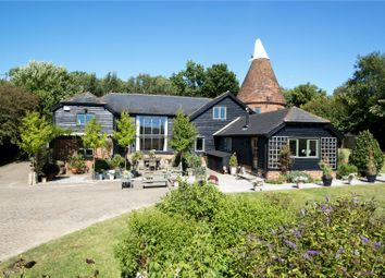 Hever Road, Bough Beech, Kent TN8. 5 bed detached house for sale