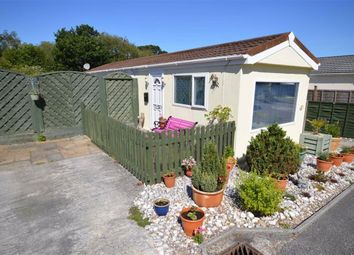 Thumbnail 1 bed mobile/park home for sale in Westwood Park, Bashley Cross Road, New Milton