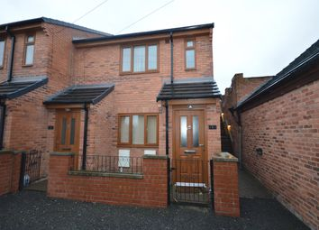 Thumbnail 1 bed flat to rent in High Street, Staveley, Chesterfield