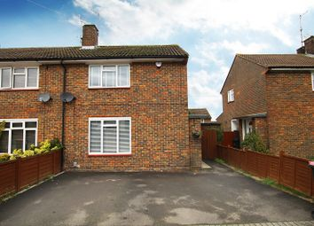 Thumbnail 2 bed end terrace house for sale in Camber Close, Crawley, West Sussex.