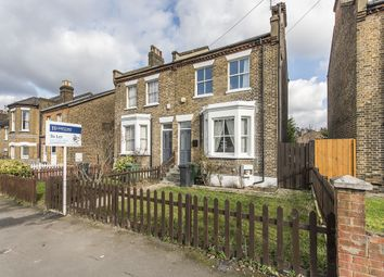 Thumbnail 3 bed semi-detached house to rent in Clive Road, London
