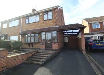 3 bed semi-detached house for sale in Langnor Road, Coventry CV2