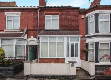 Thumbnail 3 bed terraced house for sale in Church Road, Nuneaton