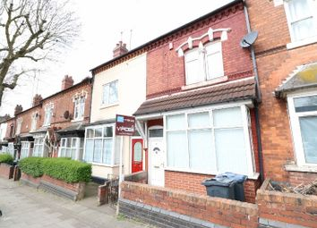 Thumbnail 3 bed terraced house for sale in Wattville Road, Handsworth