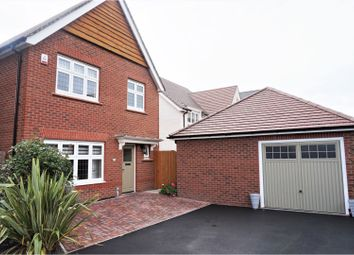 Thumbnail 3 bed detached house for sale in Yew Gardens, Blackpool